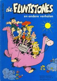 Cover Thumbnail for Flintstones en andere verhalen (Geïllustreerde Pers, 1963 series) #6/1967