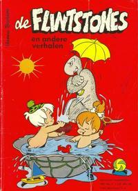Cover Thumbnail for Flintstones en andere verhalen (Geïllustreerde Pers, 1963 series) #7/1967