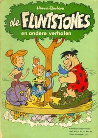 Cover Thumbnail for Flintstones en andere verhalen (Geïllustreerde Pers, 1963 series) #8/1967