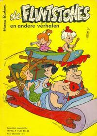 Cover Thumbnail for Flintstones en andere verhalen (Geïllustreerde Pers, 1963 series) #9/1967