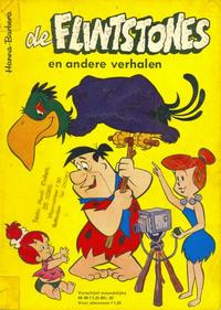 Cover Thumbnail for Flintstones en andere verhalen (Geïllustreerde Pers, 1963 series) #9/1968