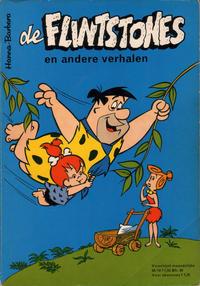 Cover Thumbnail for Flintstones en andere verhalen (Geïllustreerde Pers, 1963 series) #10/1968