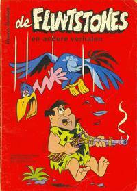 Cover Thumbnail for Flintstones en andere verhalen (Geïllustreerde Pers, 1963 series) #11/1968