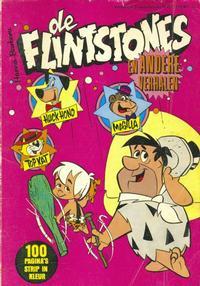 Cover Thumbnail for Flintstones en andere verhalen (Geïllustreerde Pers, 1963 series) #5/1970