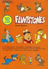 Cover Thumbnail for Flintstones en andere verhalen (Amsterdam Boek, 1972 series) #4/1972