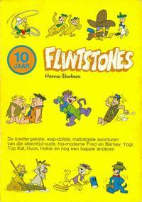 Cover Thumbnail for Flintstones en andere verhalen (Amsterdam Boek, 1972 series) #5/1972