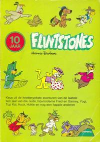 Cover Thumbnail for Flintstones en andere verhalen (Amsterdam Boek, 1972 series) #6/1972