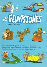 Cover Thumbnail for Flintstones en andere verhalen (Amsterdam Boek, 1972 series) #2/1973