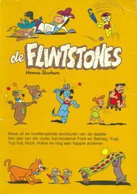 Cover Thumbnail for Flintstones en andere verhalen (Amsterdam Boek, 1972 series) #3/1973