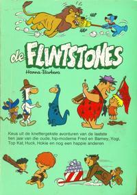 Cover Thumbnail for Flintstones en andere verhalen (Amsterdam Boek, 1972 series) #4/1973