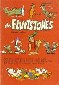 Cover Thumbnail for Flintstones en andere verhalen (Amsterdam Boek, 1972 series) #5/1973