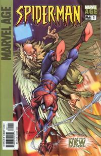 Cover Thumbnail for Marvel Age Spider-Man (Marvel, 2004 series) #1
