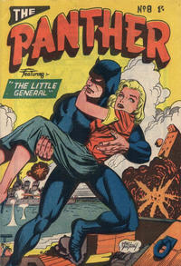 Cover Thumbnail for Paul Wheelahan's The Panther (Young's Merchandising Company, 1957 series) #8