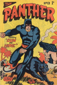 Cover Thumbnail for Paul Wheelahan's The Panther (Young's Merchandising Company, 1957 series) #13