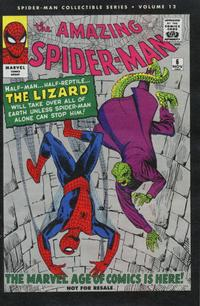 Cover Thumbnail for Spider-Man Collectible Series (Marvel, 2006 series) #12