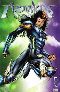 Cover Thumbnail for Archangels: The Saga (Eternal Publishing Inc, 1996 series) #3