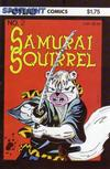 Cover for Samurai Squirrel (Spotlight Comics [1980s], 1986 series) #2
