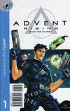 Cover for Advent Rising: Rock The Planet (Majesco, 2005 series) #1