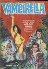 Cover for Vampirella (Mehmet K. Benli, 1976 series) #[21]