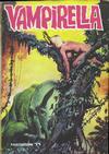 Cover for Vampirella (Mehmet K. Benli, 1976 series) #[24]