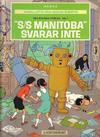 """Cover for Johan, Lotta och Jockos äventyr (Illustrationsförlaget, 1971 series) #1 - Den mystiska strålen del 1: """"S/S Manitoba"""" svarar inte"""