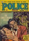 Cover for Police Comics (Quality Comics, 1941 series) #122