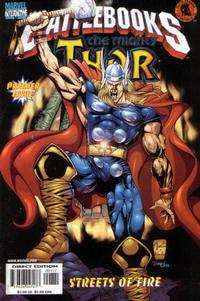 Cover Thumbnail for Thor Battlebook: Streets of Fire (Marvel, 1998 series)