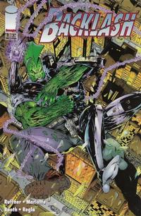 Cover Thumbnail for Backlash (Image, 1994 series) #2