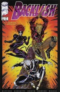 Cover Thumbnail for Backlash (Image, 1994 series) #9