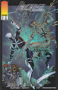 Cover Thumbnail for Backlash (Image, 1994 series) #14