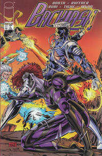 Cover Thumbnail for Backlash (Image, 1994 series) #17