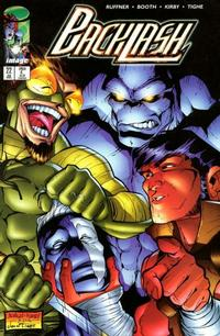Cover Thumbnail for Backlash (Image, 1994 series) #22