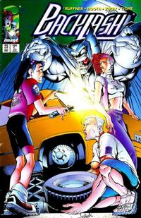 Cover Thumbnail for Backlash (Image, 1994 series) #23