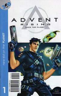 Cover Thumbnail for Advent Rising: Rock The Planet (Majesco, 2005 series) #1