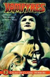 Cover Thumbnail for Vampyres (Malibu, 1991 series)