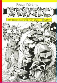 Cover Thumbnail for Steve Ditko's Static (Robin Snyder and Steve Ditko, 2000 series)