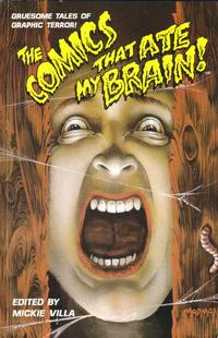 Cover Thumbnail for The Comics That Ate My Brain! (Malibu, 1991 series)