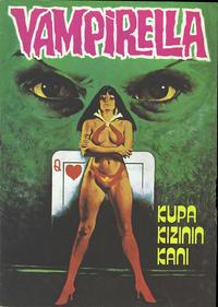 Cover Thumbnail for Vampirella (Mehmet K. Benli, 1976 series) #3