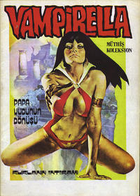 Cover Thumbnail for Vampirella (Mehmet K. Benli, 1976 series) #5