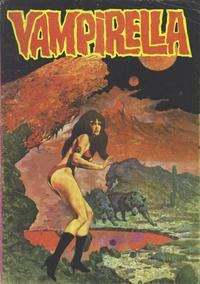 Cover for Vampirella (Mehmet K. Benli, 1976 series) #9