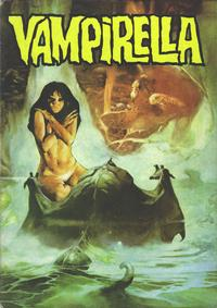 Cover Thumbnail for Vampirella (Mehmet K. Benli, 1976 series) #10