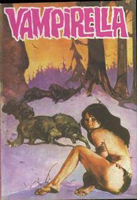 Cover Thumbnail for Vampirella (Mehmet K. Benli, 1976 series) #11