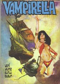 Cover for Vampirella (Mehmet K. Benli, 1976 series) #12