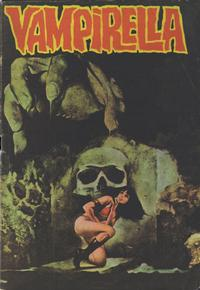 Cover Thumbnail for Vampirella (Mehmet K. Benli, 1976 series) #14