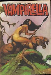 Cover Thumbnail for Vampirella (Mehmet K. Benli, 1976 series) #15