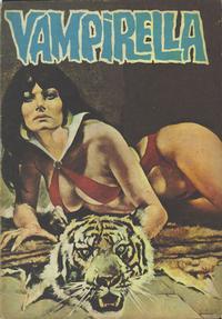 Cover Thumbnail for Vampirella (Mehmet K. Benli, 1976 series) #17