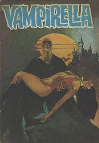 Cover Thumbnail for Vampirella (Mehmet K. Benli, 1976 series) #19