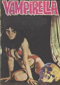 Cover Thumbnail for Vampirella (Mehmet K. Benli, 1976 series) #20