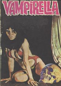 Cover Thumbnail for Vampirella (Mehmet K. Benli, 1976 series) #20