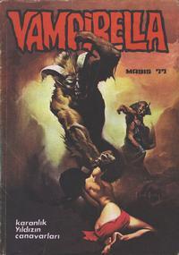 Cover Thumbnail for Vampirella (Mehmet K. Benli, 1976 series) #[23]